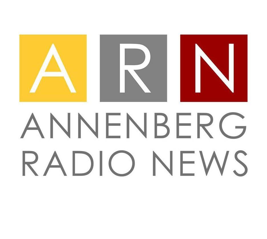 Annenberg Radio News Logo